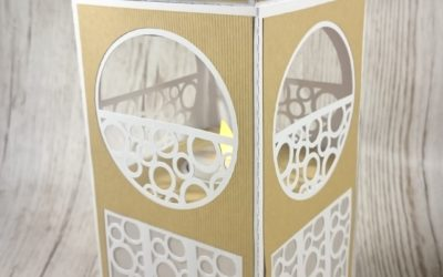 3D Laterne Turm von Peppercus-Design